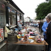 Book, cake and bric-a-brac sale